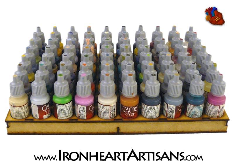 dropper bottle tray front full