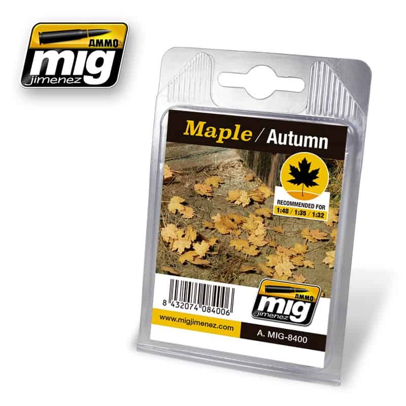Maple - Autumn Laser Cut Leaves