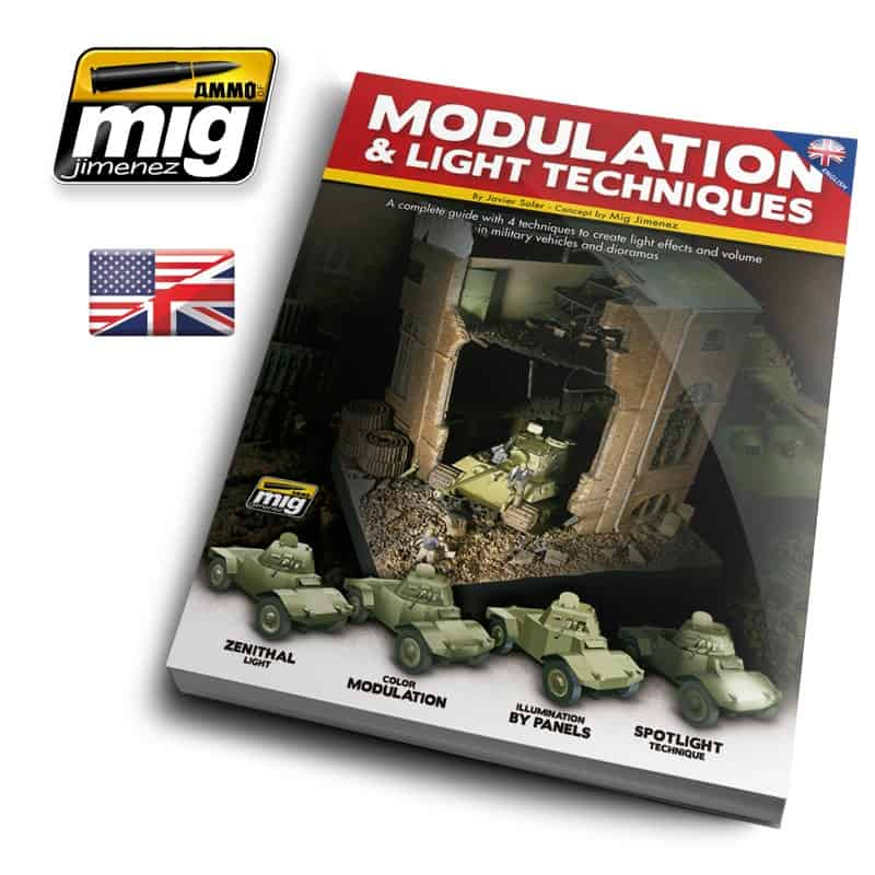 Modulation and Light Techniques Painting Guide