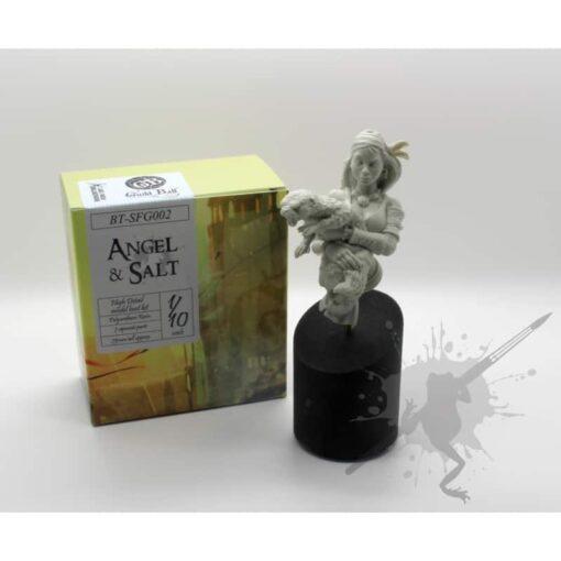 BrokenToad Guild ball Bust Angel & Salt