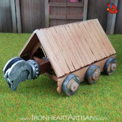 Rolling Battering Ram for Kings of War
