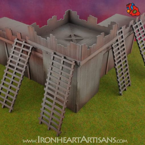 Siege Ladders for Kings of War