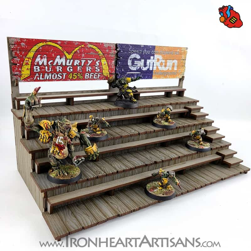Blood Bowl Bleachers / Stands