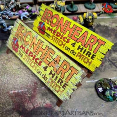 Ironheart Blood Bowl