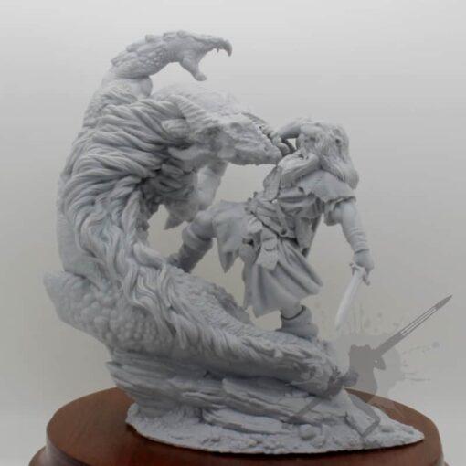 Rostam & The Dragon