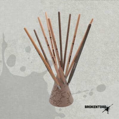 Brokentoad MK3 Brush Stand