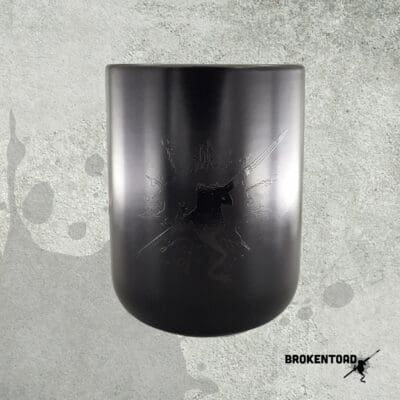 Brokentoad Ceramic Water Pot